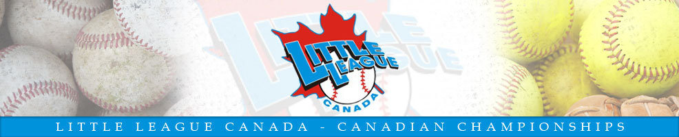 Little League Canada - Canadian Championships